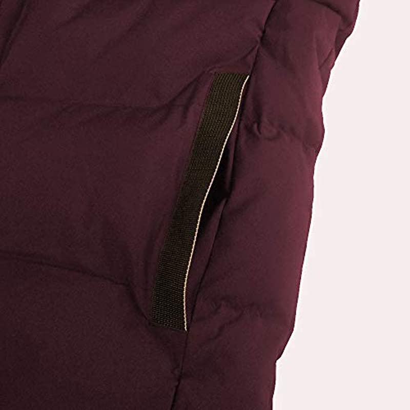 OrientalPort podgrzewana kamizelka z kapturem, uniseks, 3 poziomy, ogrzewana kurtka USB, kamizelka sportowa z 7 strefami ogrzewania, na kemping, do aktywności na świeżym powietrzu, na zimę: Odzież