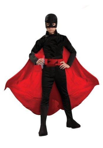 Zorro Generation Z Child's Costume, Medium (Zorro Girl Costume)