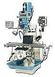 Baileigh VM-949-3 Vertical Milling Machine, 3-Phase
