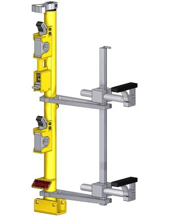 New Trimmer Rack (Engine Support Kit CX102 for the 2-Position XA102 Trimmer Rack)