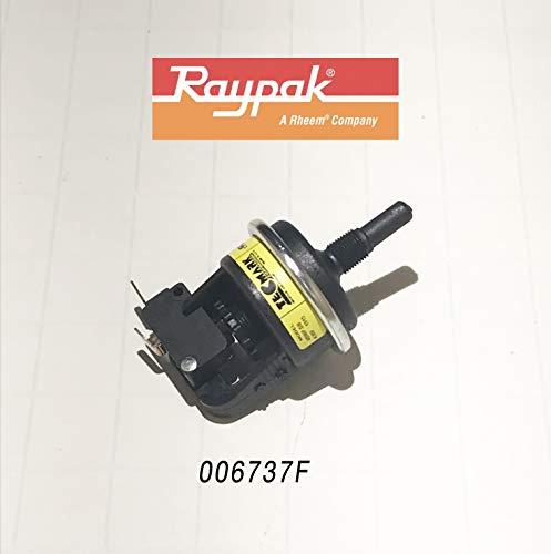 Raypak 006737F Pressure Switch 1.75 Psi-Kit