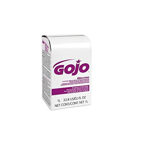 Soap Lotion 2000ml Deluxe Refill (Gojo Industries Inc 2217-04 Deluxe Lotion Soap Refill 2000ml 4/Ca)