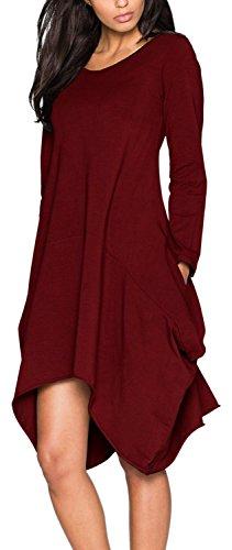 Buy belted linen sweetheart tube dress - 4