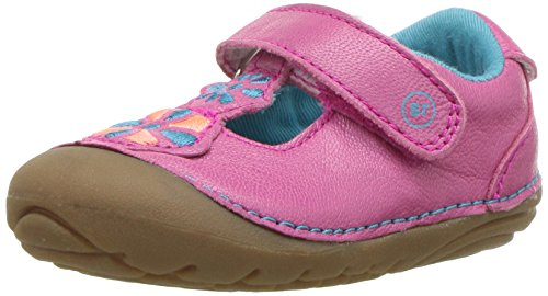 Stride Rite Girls' Soft Motion Kelly Sneaker, Pink, 6 Medium US Toddler