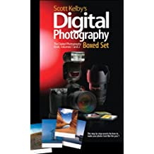 Scott Kelby's Digital Photography Boxed Set, Volumes 1 and 2 (Includes The Digital Photography Book Volume 1 and The Digital Photography Book Volume 2)