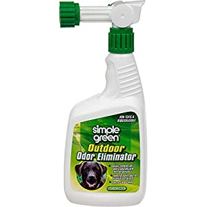 Simple Green Outdoor Odor Eliminator for Pets, Dogs, Ideal for Artificial Grass & Patio 47