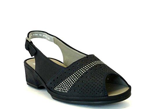 Ara shoes Sandalias de Vestir Para Mujer Azul Size: 36 kvYqDZ0qFM