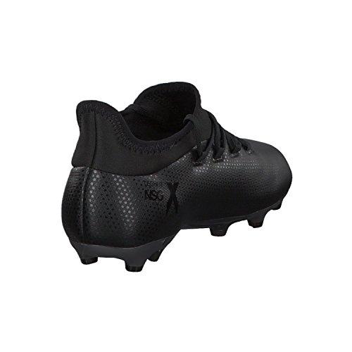 new arrival 0bf8a a8445 ... adidas X 17.1 FG, Chaussures de Football Mixte enfant, Gold Schwarz Rot