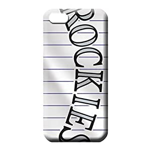 diy zhengiPhone 6 Plus Case 5.5 Inch Shock-dirt Hot High Grade Cases mobile phone case colorado rockies mlb baseball