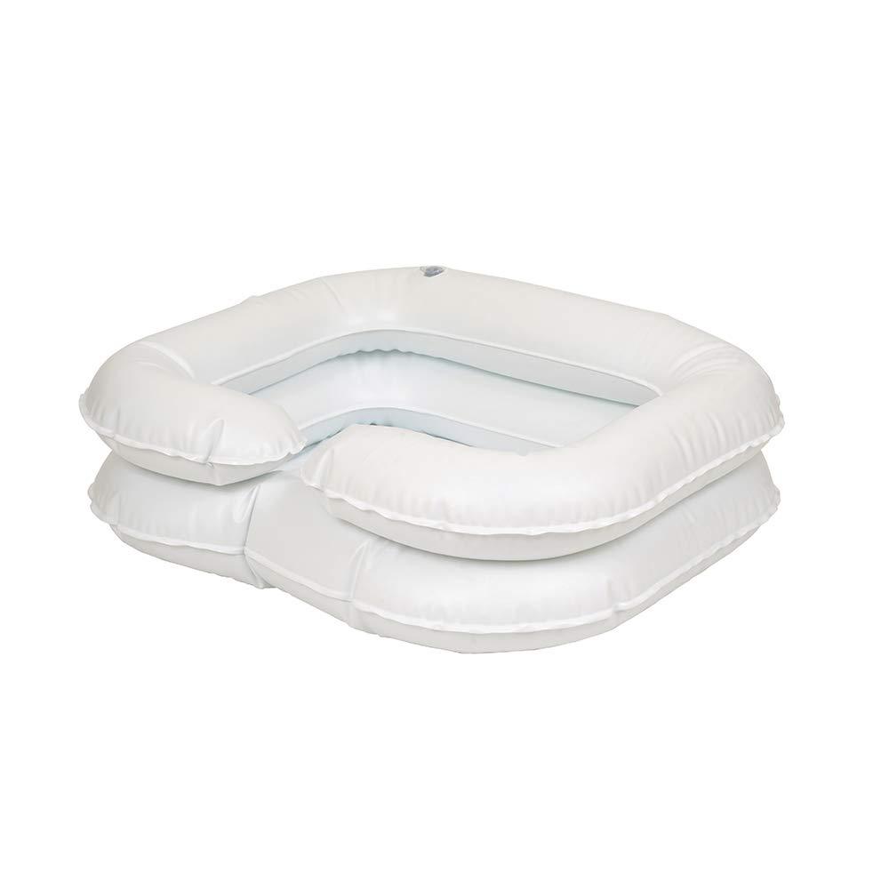 Maddak Easy Shampoo Basin, White (764302000) by SP Ableware