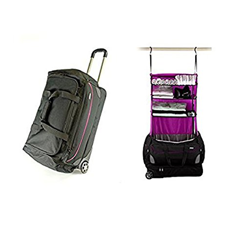 portable-shelving-luggage-rise-gear-roller-pink