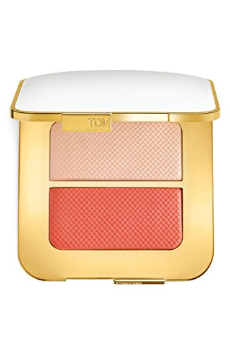 Tom Ford Sheer Cheek Duo Paradise Lust 0.15oz New In Box (Tom Ford-in The Pink)