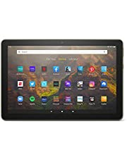 """All-new Fire HD 10 tablet, 10.1"""", 1080p Full HD, 32 GB, latest model (2021 release), Olive"""