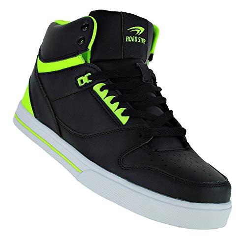Herren Sneaker Skaterschuhe Mehrfarbig 707 Basketballschuhe Skater Bootsland xf8qng0w8