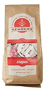 Kember's Gluten Free Crepe Mix, 19 oz. bag