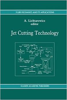 Jet Cutting Technology (Fluid Mechanics and Its Applications)