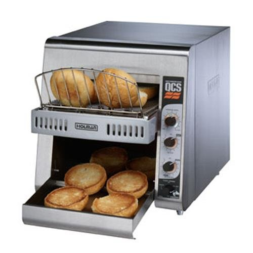 Star Manufacturing QCS2-600HA Holman QCS Conveyor Toaster