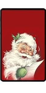 Funda para Kindle Fire 7 pouces - Vintage Santa