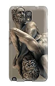 Galaxy Cover Case - Hercules Vs Centaur Nessus Protective Case Compatibel With Galaxy Note 3