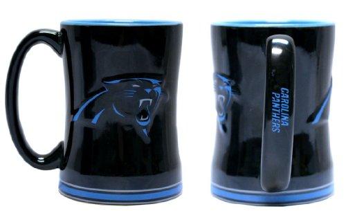 Boelter Brands NFL Carolina Panthers 262771 Coffee Mug,