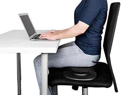 Swedish Posture Seat Used For Any Chair For Balance