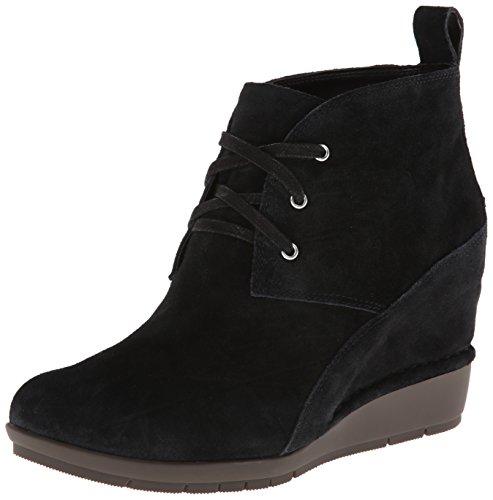80 MM Black Motion Rockport Women's Desert Boot Chukka Total qOzTtv