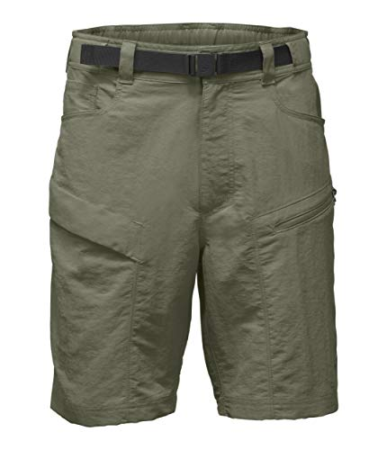 The North Face Men's Paramount Trail Shorts New Taupe Green Medium 10