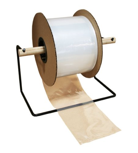 Roll Dispenser use for Vacuum Bag rolls or Poly Tubing - Bags-on-a-roll