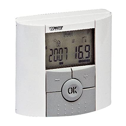 Watts termostato de – Termostato de bt-dp Digital programable