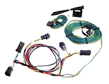amazon com demco 9523081 towed connector vehicle wiring kit ford rh amazon com 2013 ford flex trailer wiring harness ford flex trailer hitch wiring harness