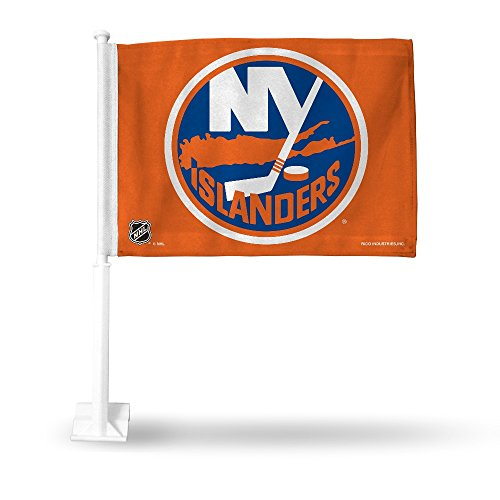 Rico Industries NHL New York Islanders Car Flag