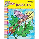 Color and Learn - Insects, Grades 2-6, Kathy Rogers, 1564722139