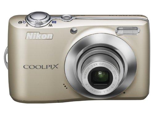 Nikon デジタルカメラ COOLPIX (クールピクス) L22 シルバー