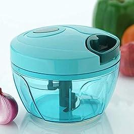 JH Enterprise Onion Cutter for Kitchen, Onion Chopper, Vegetable Chopper, Mini Chopper, Hand Chopper, Vegetable Chopper…