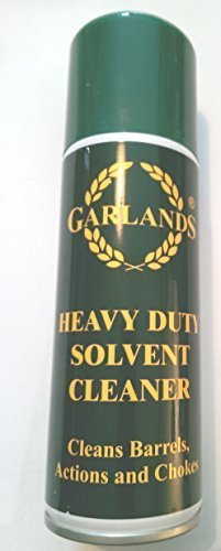 A handy 200ml aerosol can of Garlands Gun Cleaner & Bore Solvent for...