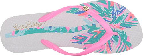 Flop Womens Pulitzer Flip Lilly Pool White Resort 1I5wqqZd