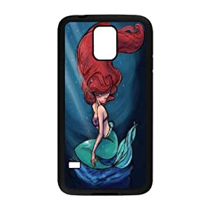 Best Phone case At MengHaiXin Store Fairy Mermaid Pattern 29 For Samsung Galaxy S5