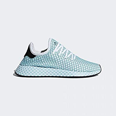 fda82035677a5c adidas Originals Women s Deerupt Runner Parley W Ftwwht Bluspi Sneakers-4  UK India