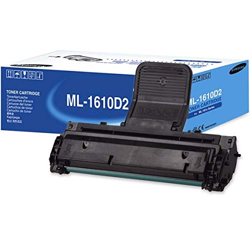 Samsung ML 1610D2 Laser Toner Cartridge  Black