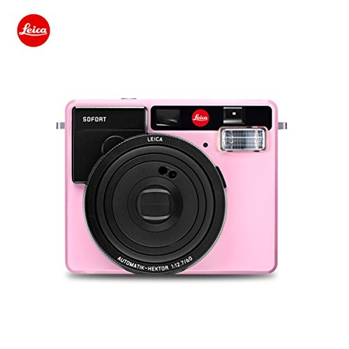 Leica Sofort Instant Camera (Base, Pink)