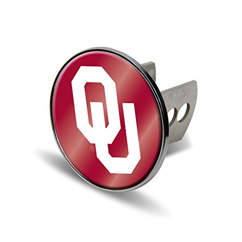 Oklahoma Sooners Hitch Cover - 2