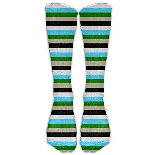 Greeg Stripecompression Socks Tube Socks Athletic Socks Performance Socks Knee Socks Crew Socks High Socks Basketball Socks Volleyball - Dells Wisconsin Shops