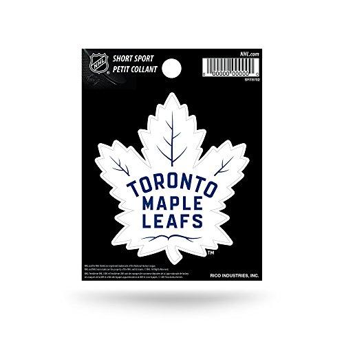 Toronto Maple Leafs Car - NHL Toronto Maple Leafs Short Sport Decal