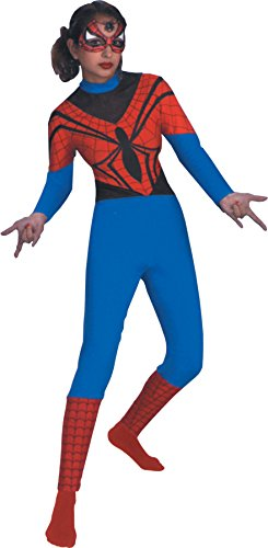 [Morris Costumes SPIDER GIRL SIZE 11-14] (Sexiest Couple Halloween Costumes)