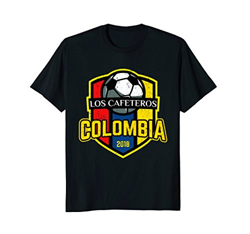fan products of COLOMBIA Soccer World Championship Shirt | 2018 Flag Jersey