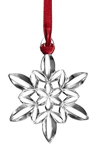 Orrefors Annual 2016 Ornament 6719808, Snowflake by Orrefors Orrefors Annual