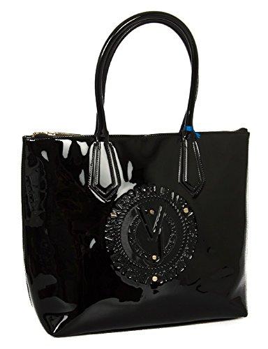 Handbag or shoulder bag woman VERSACE JEANS item E1VQBBQ1 75464 LINEA Q - Items Versace