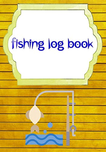 Fishing Log Ffxiv: Logging The Fishing Logbook Has Evolved Capture Cover Glossy Size 7x10 Inch | Tackle - Stream # Weather 110 Pages Standard Print.