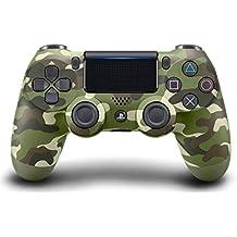 Ps4 - Controle sem fio Dualshock Ps4 - Camuflado Verde
