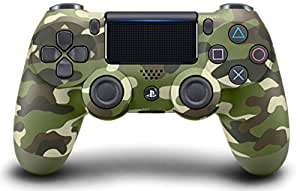 Sony DualShock 4 Wireless Controller: Green Camo for PlayStation 4